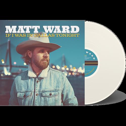 Pre Order New album - LIMITED EDITION - White Vinyl