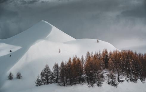 photo paysage alpes