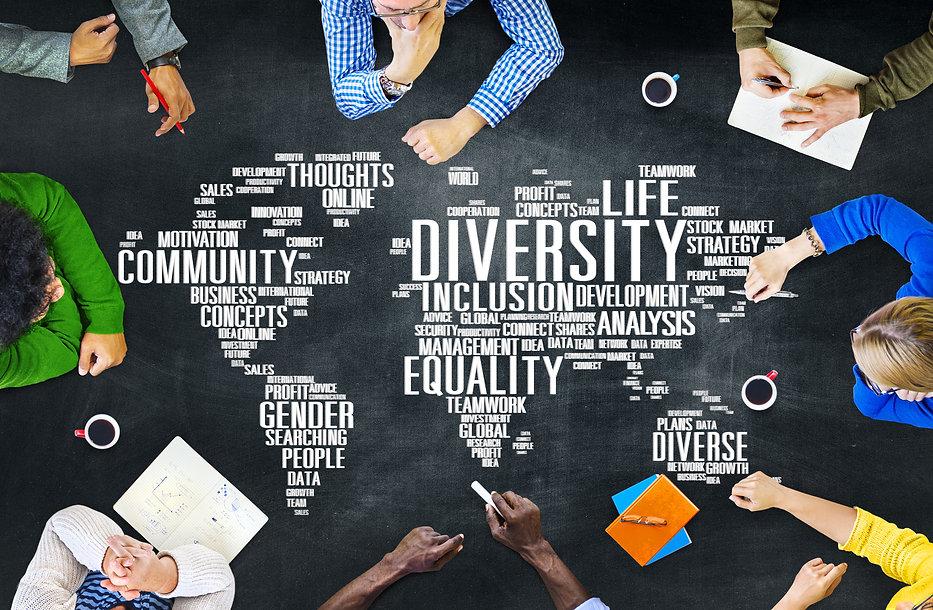 Diversity Ethnicity World Global Communi