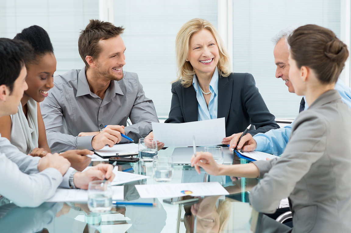 bigstock-Group-Of-Happy-Coworkers-Discu-