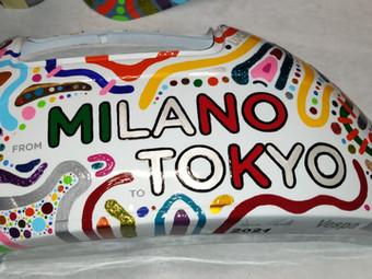 """""""Vespa Milano Tokyo"""""""