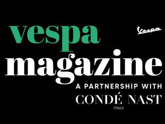 Nasce Vespa Magazine by Vogue