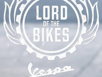 Lord of the Bikes Vespa R-evolution