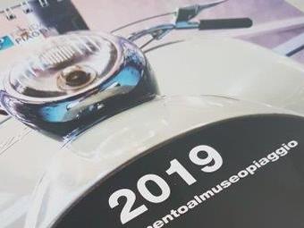#appuntamentoalmuseopiaggio il calendario 2019 della Fondazione Piaggio