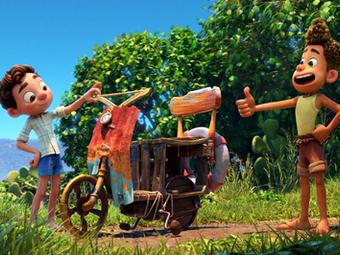 """""""Luca"""", il film Pixar di Enrico Casarosa è come la Vespa: è una stupenda favola italiana."""