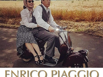 Un sogno italiano: la vita di Enrico Piaggio in una fiction di Rai1