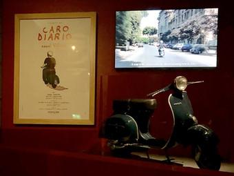 """""""Caro Diario"""", la Vespa è un pezzo da museo."""
