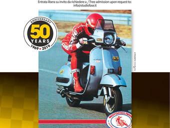 50 anni di Pinasco, la festa è all'EICMA