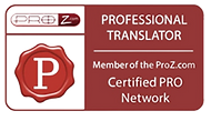 ProZ Certified translator YOUNES TAZI.pn