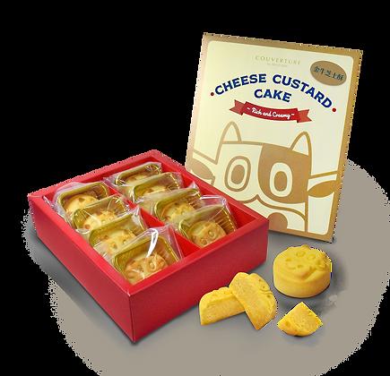 Cheese Custard Cake