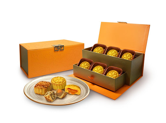 Premium Mooncake Gift Box 尊貴月餅禮盒