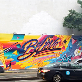 New York City's Art Subculture — The Bowery Wall
