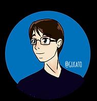 glkato Headshot 2 sticker.png