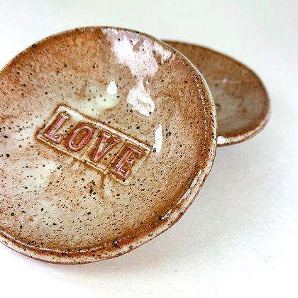 ring dish, salt cup