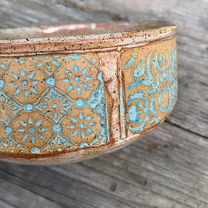 ceramic bowl, ceramic salad bowl, ceramic serving
