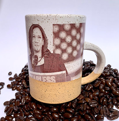 Kamala Harris United States Senator, California, Political Pottery, Veep