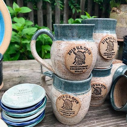 US OPEN @ Shinnecock Hills Commemorative Mug