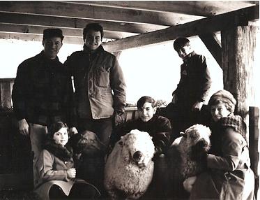 Patricia Bridges Family