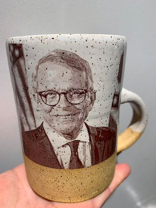 Mike DeWine, Governor, Ohio, Ohio, political Pottery