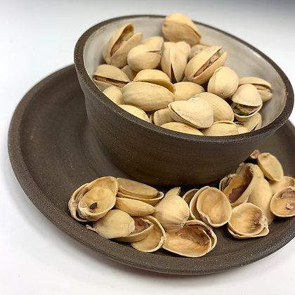 pistachio bowl, nut bowl, olive dish, olive bowl