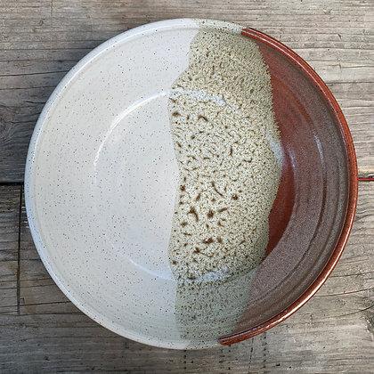 Large Salad Bowl, Serving Bowl, handmade Bowl, Ceramic Bowl