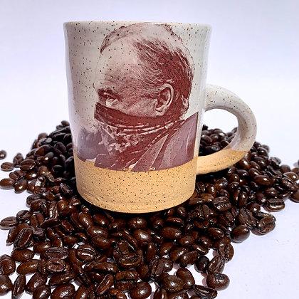 Tim Kaine United States Senator, Mug , Virginia, Political Pottery #politicalpottery