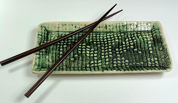 sushi tray - appetizer plate - small tray