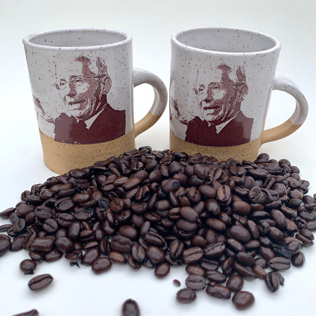 Dr. Anthony Fauci Mugs