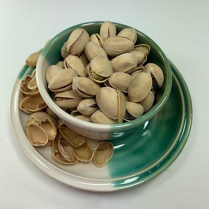 nut bowl, olive dish, pistachio bowl