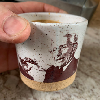 Dr. Anthony Fauci Espresso Cup