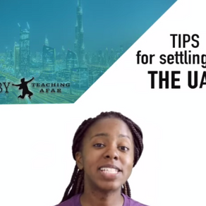 TIPS fo settling in The UAE