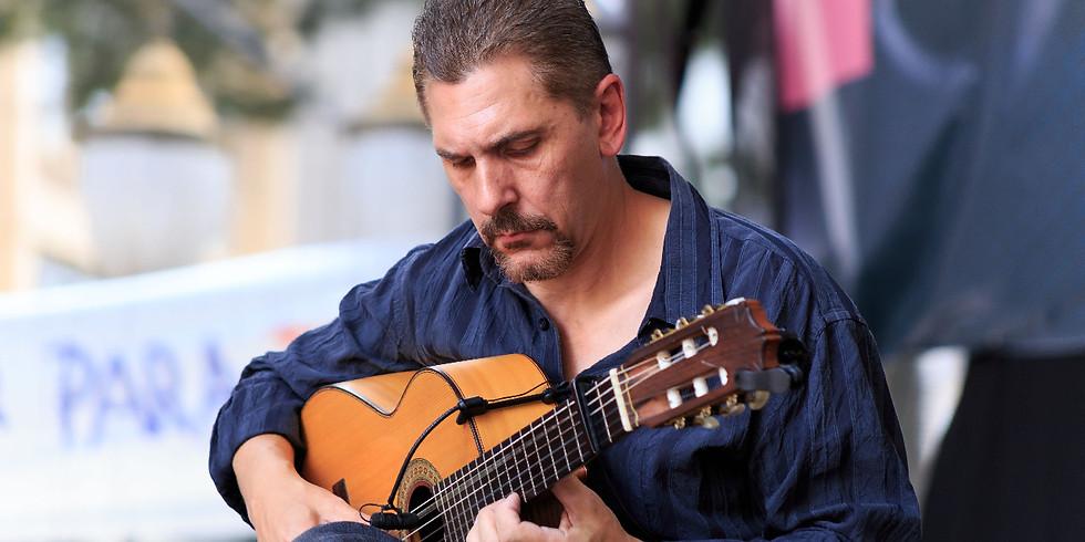 Jazz Flamenco - Murillo da Rós