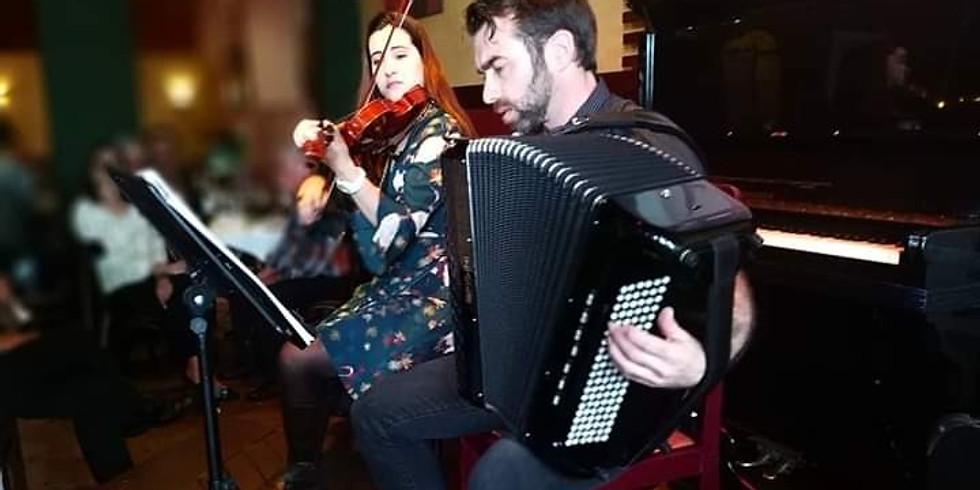 Tangos e Músicas Francesas