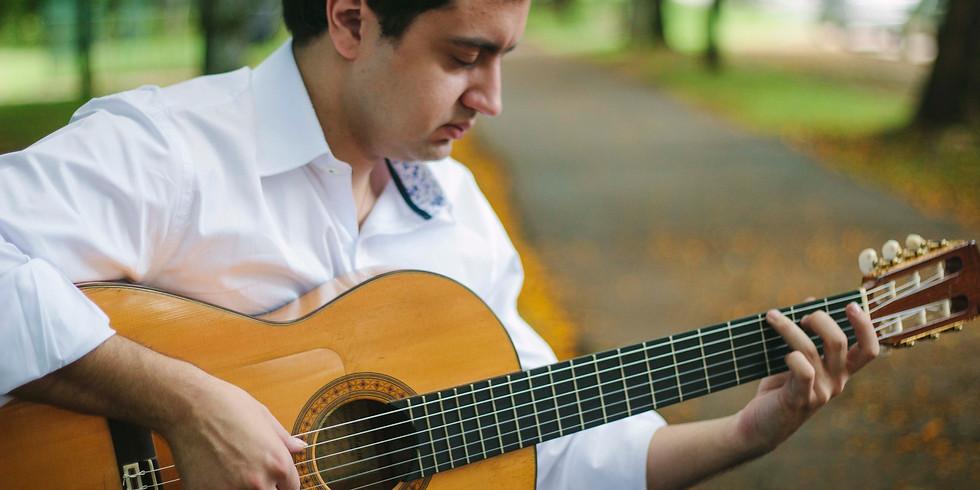 Noite de Música Flamenca com Alê Palma