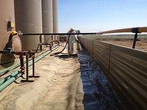 Spill Containment Blackstarenergy