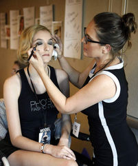 Phoenix Fashion Week, makeup artist, phoenix makeup, scottsdale makeup