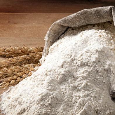 harina de trigo es buena para quemaduras