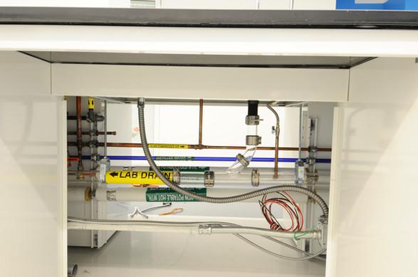 Carleton University Steacie Third Floor Lab