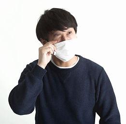 新型コロナウイルス マスク コンタクトレンズ 蒲田.jpg