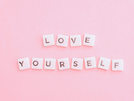 Love Yourself, You Are Worth It