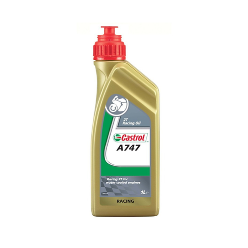 Aceite Castrol A747 2T