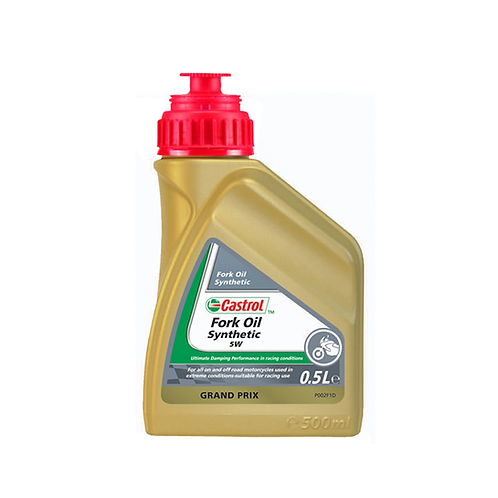 Fork Oil Synthetic Castrol 0.5L