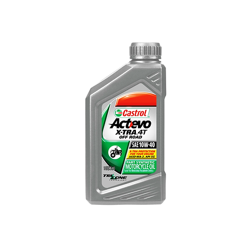 Aceite Castrol Actevo 4T 10W-40