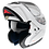Thumbnail: Casco MT ATOM SV Solid GLOSS PEARL WHITE
