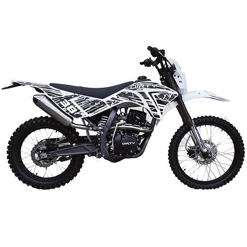 Dirty AGB 38 - 200 cc