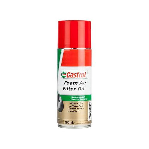 Foam Air FIlter Oil Castrol 400ml