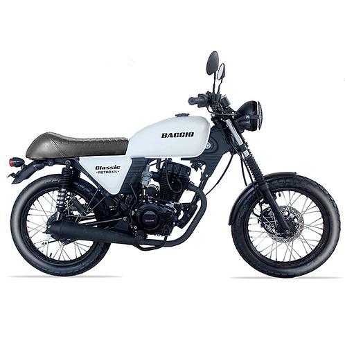 Baccio Classic Retro 125