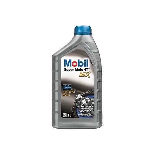 Aceite Mobil Super Moto 4T MX