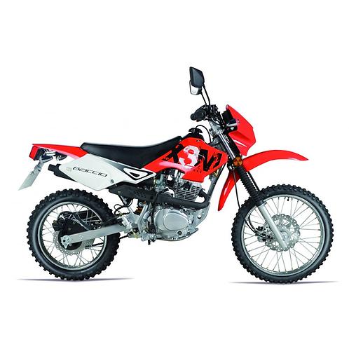 BACCIO X3M 125