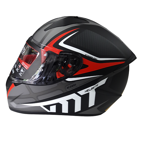 Casco MT ACERO Integral - Gris